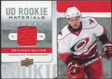 2008/09 Upper Deck Rookie Materials #RMBS Brandon Sutter