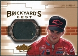 2000 Upper Deck Racing Brickyard's Best #BB6 Jeff Gordon