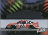 2000 Upper Deck Maxx Collectible Covers #CCTS Tony Stewart