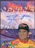 2000 Upper Deck Maxx Racer's Ink #TL Terry Labonte Autograph