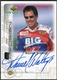 1999 Upper Deck ProSign #DWH Darrell Waltrip Gold Autograph