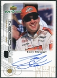 1999 Upper Deck MVP ProSign #TSH Tony Stewart Gold Autograph