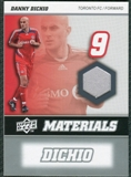 2008 Upper Deck MLS Materials #MM9 Danny Dichio