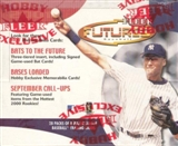 2001 Fleer Futures Baseball Hobby Box