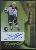 2010/11 The Cup #SCBR Brad Richards Stanley Cup Signatures Auto #19/50