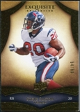 2009 Upper Deck Exquisite Collection #34 Steve Slaton /80