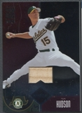 2004 Leaf Limited #150 Tim Hudson Timber Bat #01/25