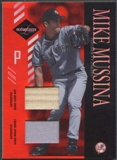 2003 Leaf Limited #68 Mike Mussina TNT Bat Jersey #12/25