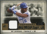 2008 Upper Deck SP Legendary Cuts Legendary Memorabilia #BJ Bo Jackson /59