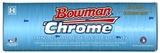 2013 Bowman Chrome Mini Baseball Hobby Box (Set)