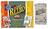 COMBO DEAL - 2013 Upper Deck Fleer Retro Football Hobby Box + Bonus Auto Pack