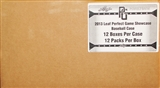 2013 Leaf Perfect Game Showcase Baseball Hobby 12-Box Case