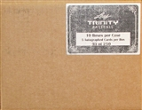 2013 Leaf Trinity Baseball Hobby 10-Box Case