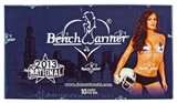 Benchwarmer National Edition Hobby Box (2013) - FREE BW Hit Parade w/Puchase!