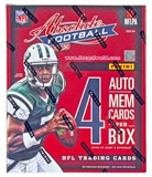 2013 Panini Absolute Football Hobby Box