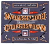 2013 Panini Cooperstown Baseball 24-Pack Box