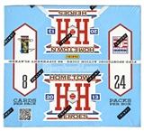2013 Panini Hometown Heroes Baseball 24-Pack Box