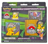 Pokemon 2013 World Championship Deck - Ian Whiton