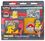 Pokemon 2013 World Championship Deck - Yugo Sato