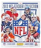2013 Panini NFL Football Sticker Album