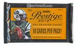 2013 Panini Prestige Football Retail 24-Pack Lot