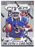 2013 Panini Prizm Football 8-Pack Box