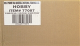 2013 Panini USA Baseball Hobby 10-Box (Set) Case