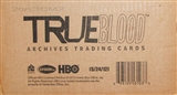 True Blood Series 2 Archives Trading Cards 12-Box Case (Rittenhouse 2013)