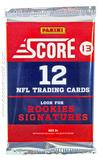 2013 Score Football Retail Pack