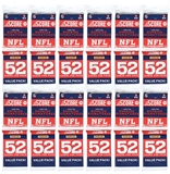 2013 Score Football Rack Pack (Lot of 12)