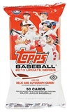 2013 Topps Update Baseball Jumbo Pack