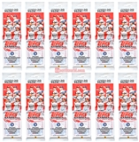 2013 Topps Update Baseball Jumbo Rack Pack (Lot of 12)