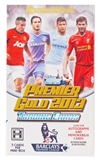 2013 Topps English Premier League Gold Soccer Hobby Pack