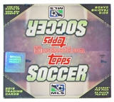 2013 Topps MLS Major League Soccer 24-Pack Box