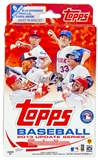 2013 Topps Update Baseball Hanger Pack (Blue Parallel)