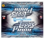 2013 Topps Prime Football Retail 24-Pack Box