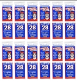 2013 Panini Triple Play Baseball Rack Pack Box (12 Packs) (336 Cards!)