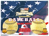 2013 TriStar Hidden Treasures Series 6 Baseball Hobby Box