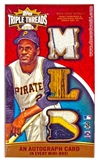2013 Topps Triple Threads Baseball Hobby Min-Box (Pack)