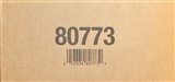 2013 Upper Deck Ultimate Collection Football Hobby 15-Box Case