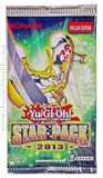 Konami Yu-Gi-Oh Star Pack Unlimited Edition Booster Pack