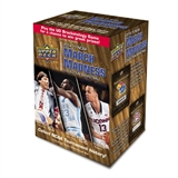 2014/15 Upper Deck NCAA March Madness Collection Basketball 12-Pack Box (Lot of 5)