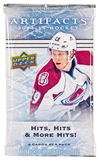 2014/15 Upper Deck Artifacts Hockey Hobby Pack