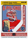 2014/15 Upper Deck O-Pee-Chee Hockey 14-Pack Box