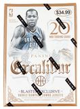 2014/15 Panini Excalibur Basketball Blaster Box (Lot of 2)