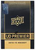 Image for 2014/15 Upper Deck Premier Hockey 10-Box Hobby Case - DACW Live at National 30 Spot Random Team Break #1