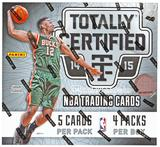2014/15 Panini Totally Certified Basketball 15-Box Hobby Case - DACW Live 30 Team Random Break #17