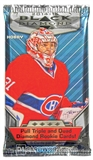 2014/15 Upper Deck Black Diamond Hockey Hobby Pack