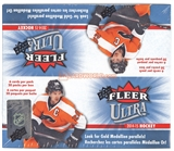 2014/15 Upper Deck Fleer Ultra Hockey 20-Pack Box