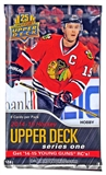 2014/15 Upper Deck Series 1 Hockey Hobby Pack